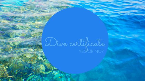 Divers License