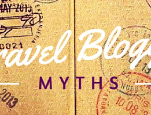 7 Travel Blogger MYTHS