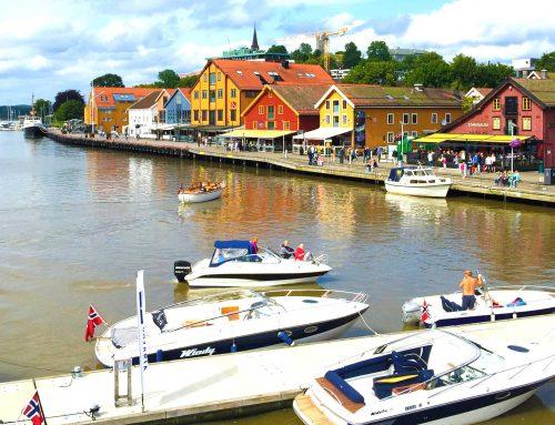 Tønsberg Pier – Norway!