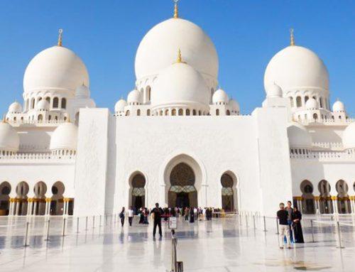 ESCAPING WINTER – #6 Abu Dhabi