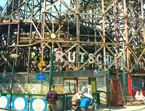 COPENHAGEN: Bakken – the amusement park!