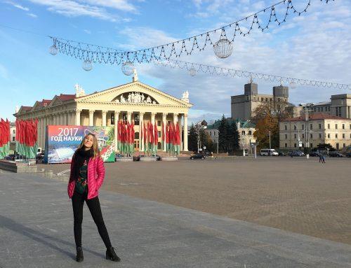 En rejse til Minsk!