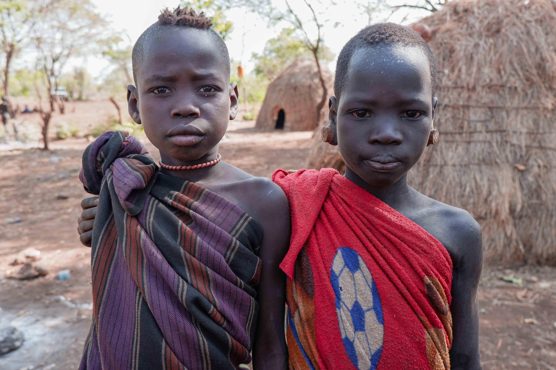 Etiopiens stammer